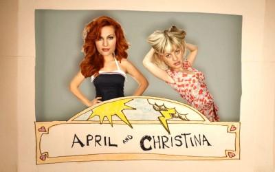 April&Christina_poster